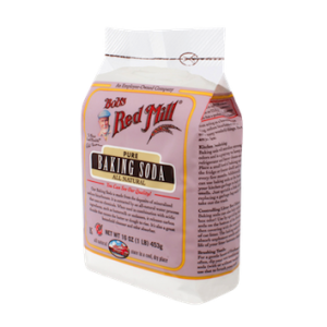 Bicarbonato de sodio 453 gr.