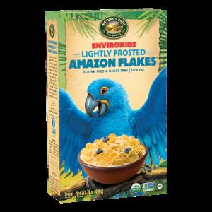 Cereal de Hojuelas de maíz