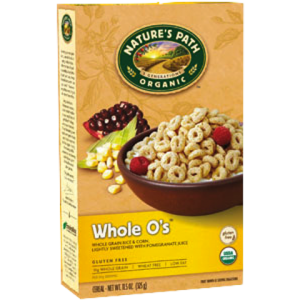 Cereal Whole O`s