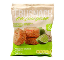 TRUSNACK – KEY LIME GINGER