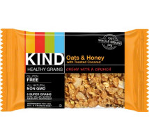 5 Pzas. BE KIND –OATS & HONEY WITH TOASTED COCONUT
