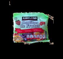 Gomitas de frutas