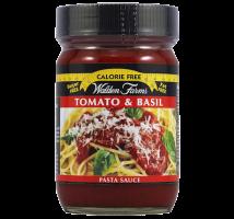Salsa de tomate y albahaca 355 ml
